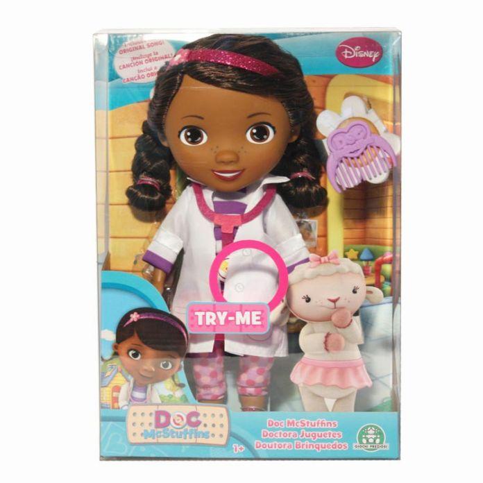 Children 39 s doctora juguetes mu eca que habla y canta con for Espejo que habla juguete