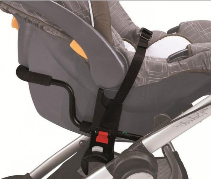 City Mini Car Seat Attachment