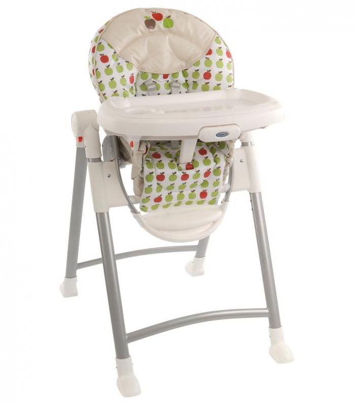 children 39 s graco silla de comer contempo. Black Bedroom Furniture Sets. Home Design Ideas