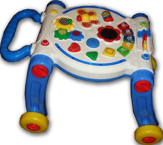 Children 39 s andador multiactividades caminador mesa for Mesa didactica chicco