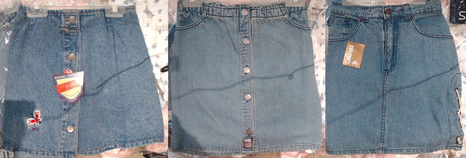 2bbcc86738 Children s - Pollera Jean 3 Modelos