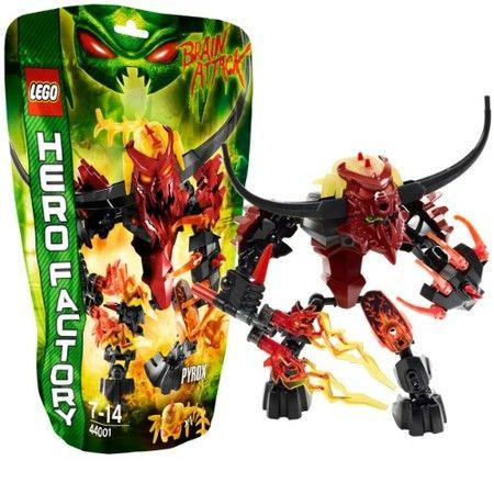 Children S Lego Hero Factory Pyrox Para Armar Muneco Tipo Robot