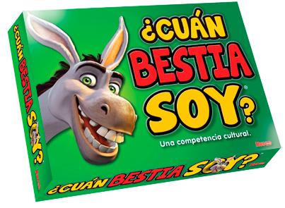 Children S Nupro Cuan Bestia Soy Juego De Mesa Una Competencia