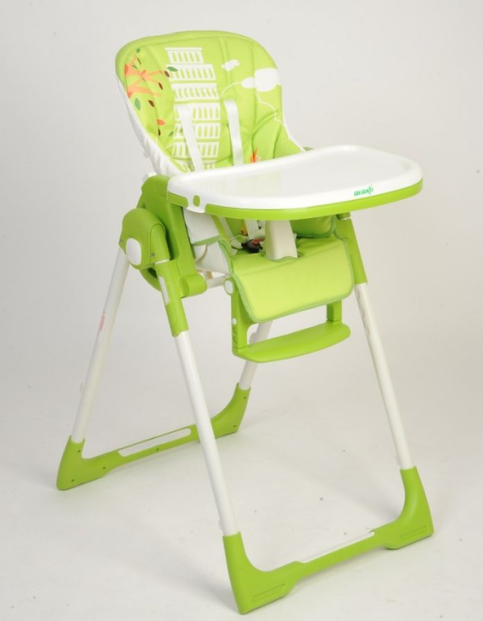 25657ef5e Children's - Silla de Comer c/ Alturas y Reclinable cuna EUROPA LUNCH