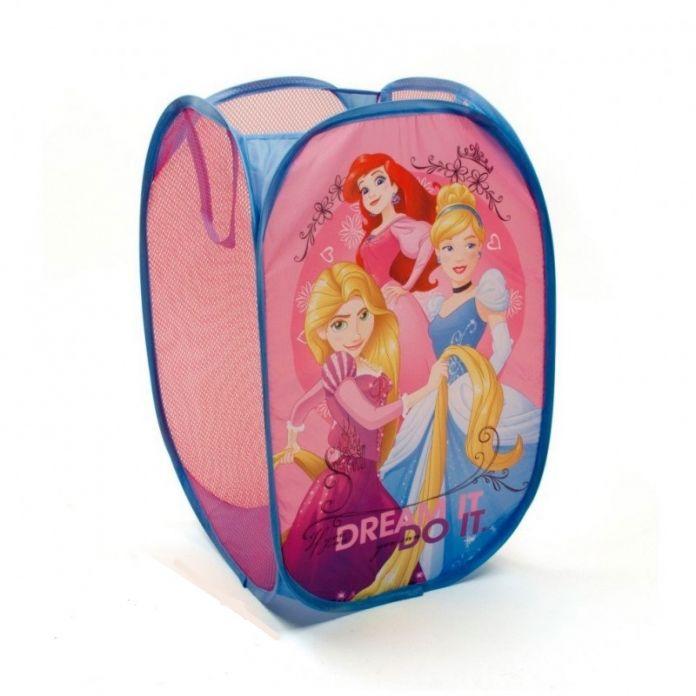 Children\'s - CONTENEDOR DESPLEGABLE PRINCESAS baul, guarda juguetes ...