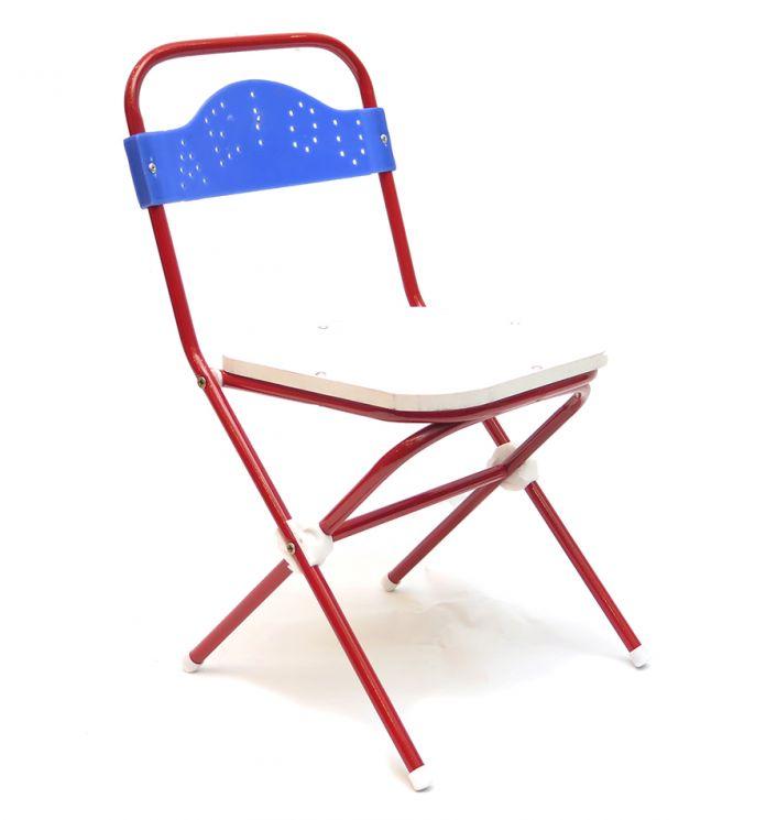 Children 39 s silla plegable para ni os patas de ca o for Silla infantil plastico