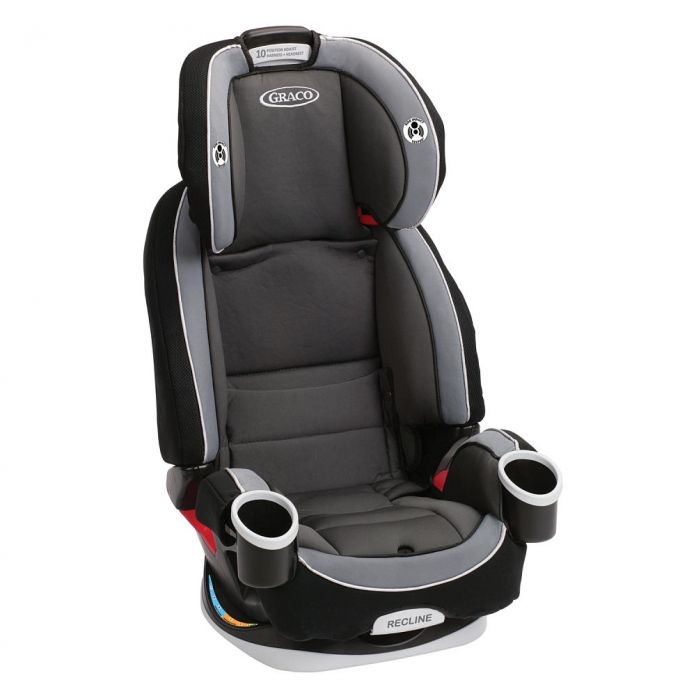 Children 39 s graco butaca de auto 4ever 0 45 kg for Silla 4ever graco